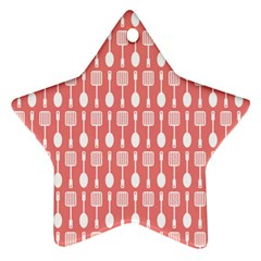 Pattern 509 Star Ornament (two Sides)  by creativemom