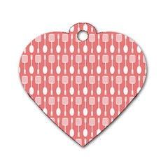 Pattern 509 Dog Tag Heart (one Side) by creativemom