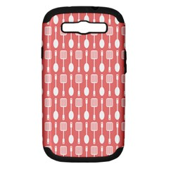 Pattern 509 Samsung Galaxy S Iii Hardshell Case (pc+silicone) by creativemom
