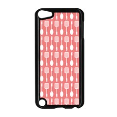 Pattern 509 Apple Ipod Touch 5 Case (black) by creativemom