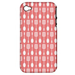 Pattern 509 Apple Iphone 4/4s Hardshell Case (pc+silicone) by creativemom