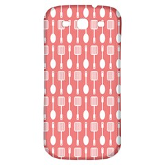 Pattern 509 Samsung Galaxy S3 S Iii Classic Hardshell Back Case by creativemom