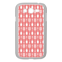 Pattern 509 Samsung Galaxy Grand Duos I9082 Case (white) by creativemom