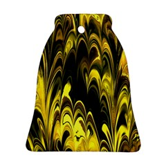 Fractal Marbled 15 Ornament (bell)  by ImpressiveMoments