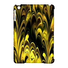 Fractal Marbled 15 Apple Ipad Mini Hardshell Case (compatible With Smart Cover) by ImpressiveMoments