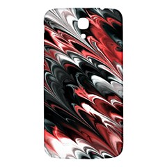 Fractal Marbled 8 Samsung Galaxy Mega I9200 Hardshell Back Case by ImpressiveMoments