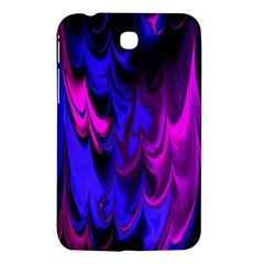 Fractal Marbled 13 Samsung Galaxy Tab 3 (7 ) P3200 Hardshell Case