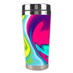 Fluid Art 22 Stainless Steel Travel Tumblers by ImpressiveMoments