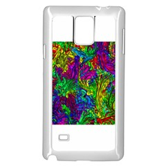 Liquid Plastic Samsung Galaxy Note 4 Case (white)
