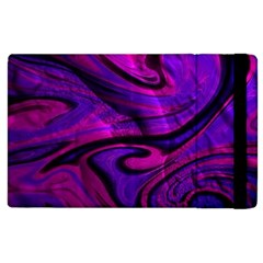 Wet Wallpaper, Pink Apple Ipad 3/4 Flip Case by ImpressiveMoments
