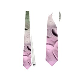 Wet Metal Pink Neckties (one Side)  by ImpressiveMoments