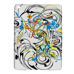 Abstract Fun Design Ipad Air 2 Hardshell Cases by digitaldivadesigns