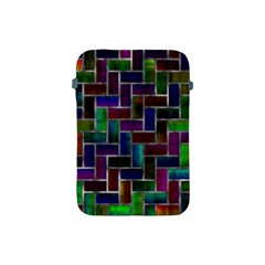 Colorful Rectangles Pattern Apple Ipad Mini Protective Soft Case by LalyLauraFLM