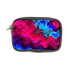 Psychedelic Storm Coin Purse by KirstenStar