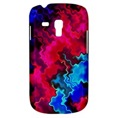 Psychedelic Storm Samsung Galaxy S3 Mini I8190 Hardshell Case