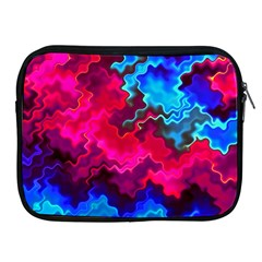 Psychedelic Storm Apple Ipad 2/3/4 Zipper Cases by KirstenStar