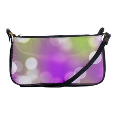 Modern Bokeh 7 Shoulder Clutch Bags by ImpressiveMoments