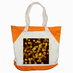 Modern Bokeh 9 Accent Tote Bag  by ImpressiveMoments