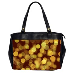 Modern Bokeh 9 Office Handbags (2 Sides)  by ImpressiveMoments