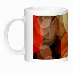 Modern Bokeh 10 Night Luminous Mugs by ImpressiveMoments