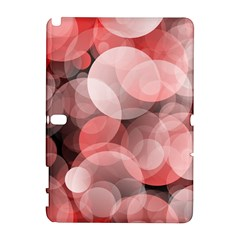 Modern Bokeh 10 Samsung Galaxy Note 10 1 (p600) Hardshell Case by ImpressiveMoments