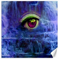 Waterfall Tears Canvas 20  X 20   by icarusismartdesigns