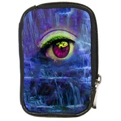 Waterfall Tears Compact Camera Cases by icarusismartdesigns