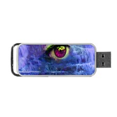 Waterfall Tears Portable Usb Flash (two Sides) by icarusismartdesigns