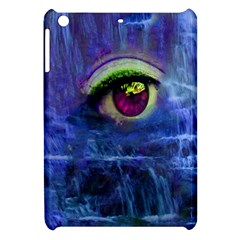 Waterfall Tears Apple Ipad Mini Hardshell Case by icarusismartdesigns