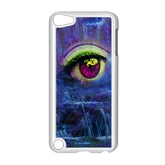 Waterfall Tears Apple Ipod Touch 5 Case (white) by icarusismartdesigns