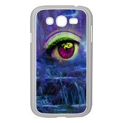 Waterfall Tears Samsung Galaxy Grand Duos I9082 Case (white) by icarusismartdesigns