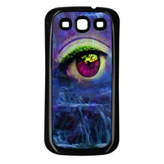 Waterfall Tears Samsung Galaxy S3 Back Case (black) by icarusismartdesigns