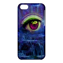 Waterfall Tears Apple Iphone 5c Hardshell Case by icarusismartdesigns