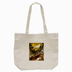Surreal Tote Bag (cream)  by timelessartoncanvas