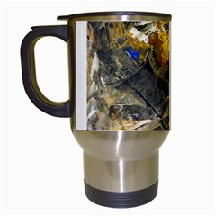 Surreal Travel Mugs (white) by timelessartoncanvas