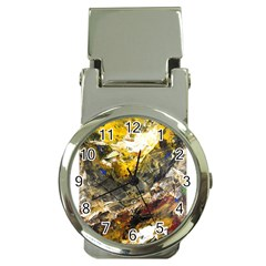 Surreal Money Clip Watches by timelessartoncanvas