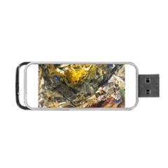 Surreal Portable Usb Flash (two Sides) by timelessartoncanvas