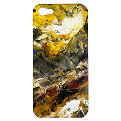 Surreal Apple Iphone 5 Hardshell Case by timelessartoncanvas