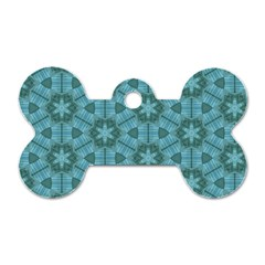 Cute Pretty Elegant Pattern Dog Tag Bone (one Side)