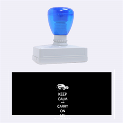 Keep Calm And Carry On My Wayward Son Rubber Stamps (large) by TheFandomWard