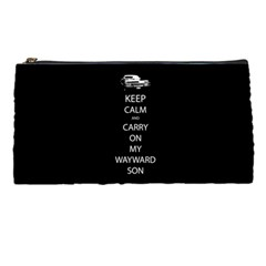 Carry On Centered Pencil Cases by TheFandomWard