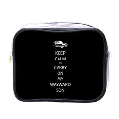 Carry On Centered Mini Toiletries Bags by TheFandomWard