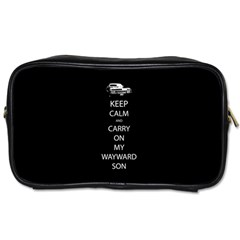 Carry On Centered Toiletries Bags 2 Side by TheFandomWard