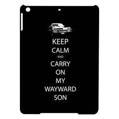 Carry On Centered Ipad Air Hardshell Cases by TheFandomWard