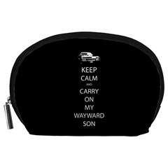 Carry On Centered Accessory Pouches (large)  by TheFandomWard