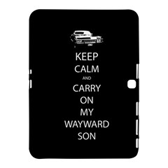Carry On Centered Samsung Galaxy Tab 4 (10 1 ) Hardshell Case