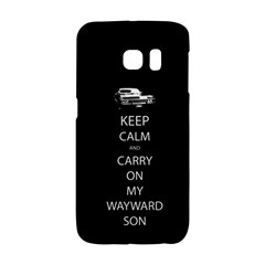 Carry On Centered Galaxy S6 Edge by TheFandomWard