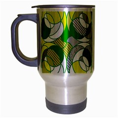 The 70s Travel Mug (silver Gray)