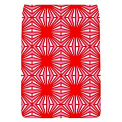 Retro Red Pattern Flap Covers (l)  by ImpressiveMoments