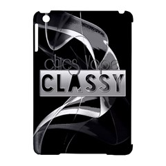 Classy Chics Vape Black Apple Ipad Mini Hardshell Case (compatible With Smart Cover) by OCDesignss